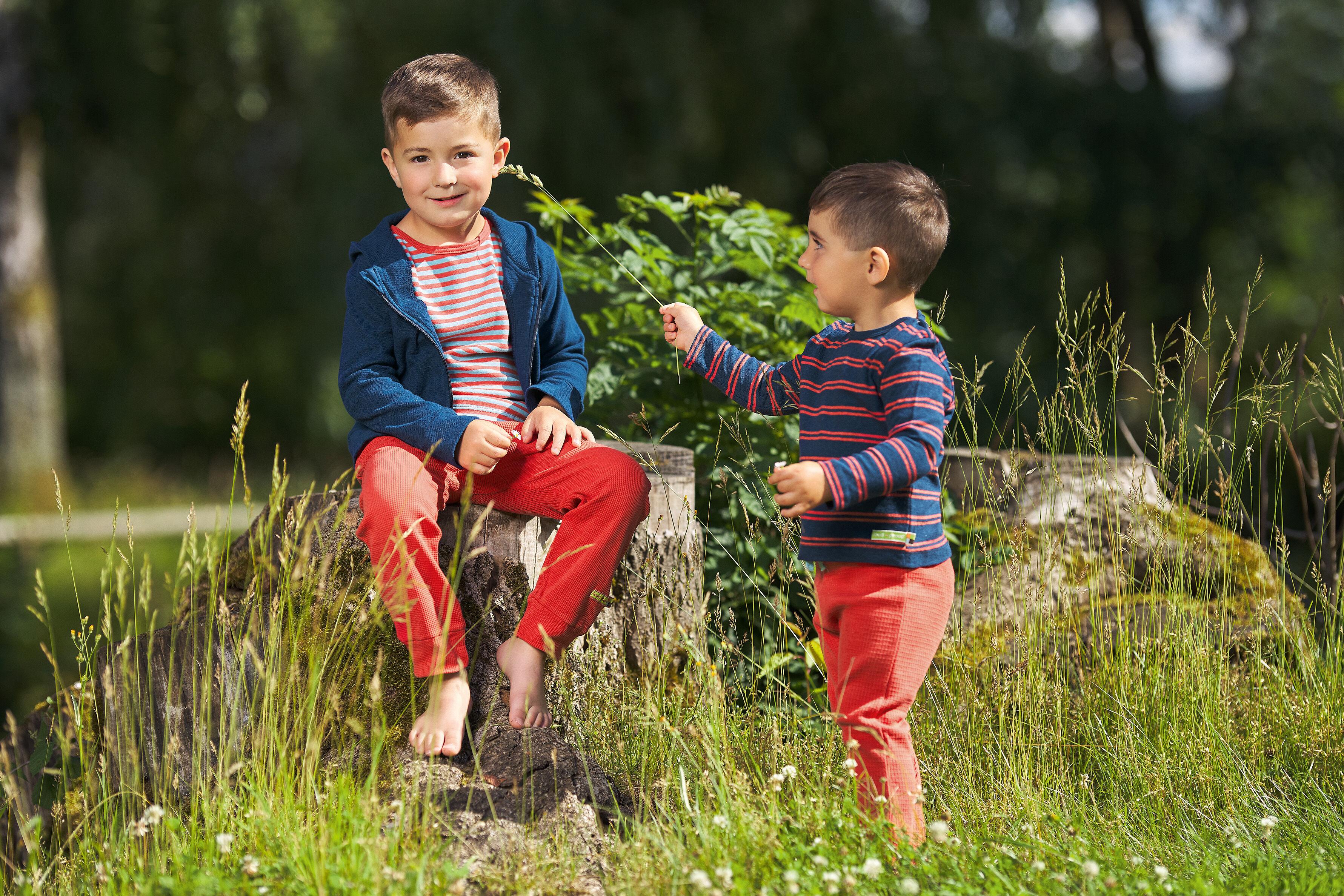 Biopamut minőségi gyerekruha loud+proud