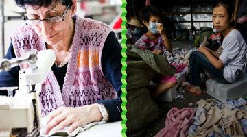 12 fontos különbség az organikus és a hagyományos pamut ruhák között