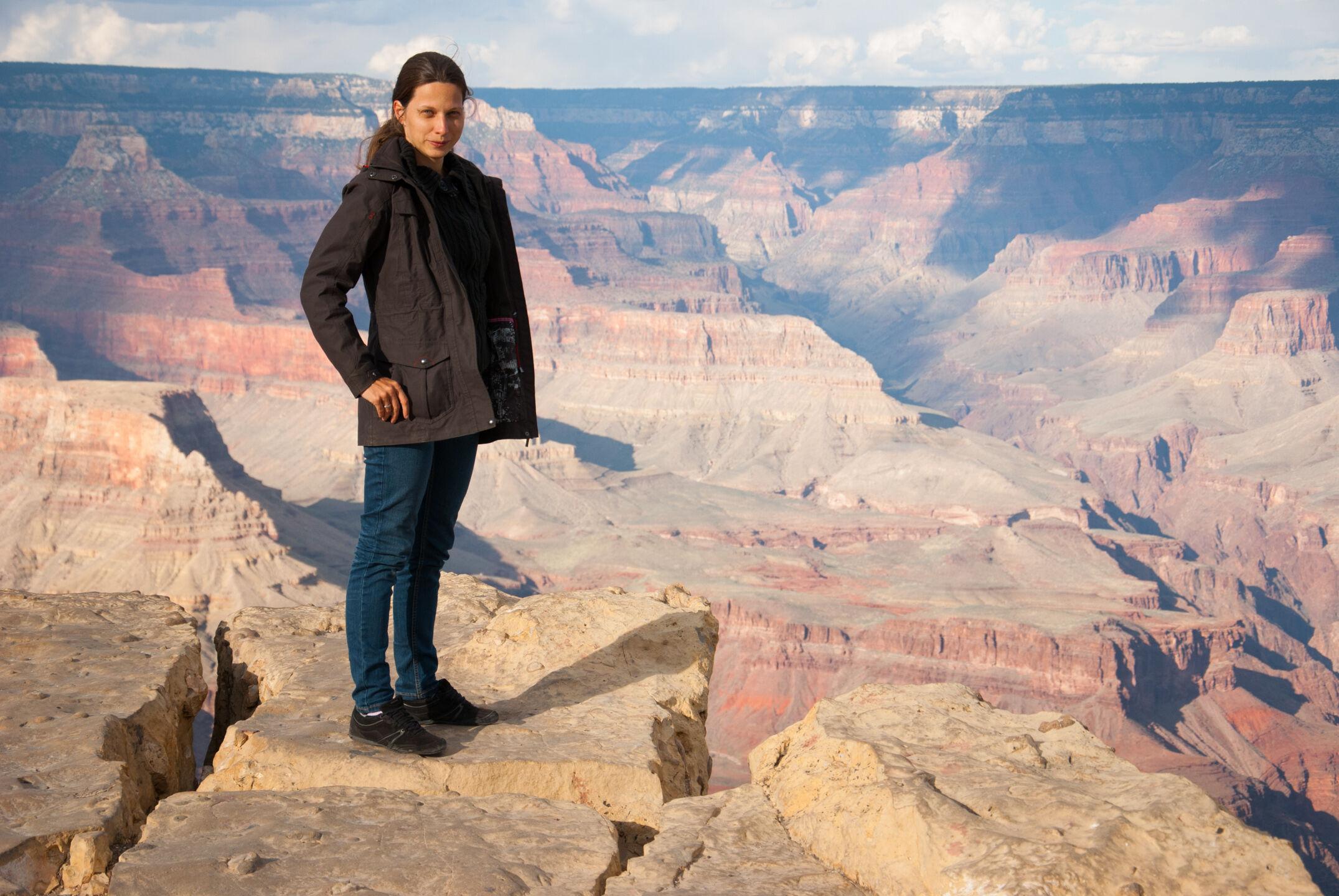 NaturAnyu Föld Napja - Grand Canyon