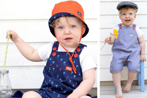 Pure Pure kisgyerek nyáriruha