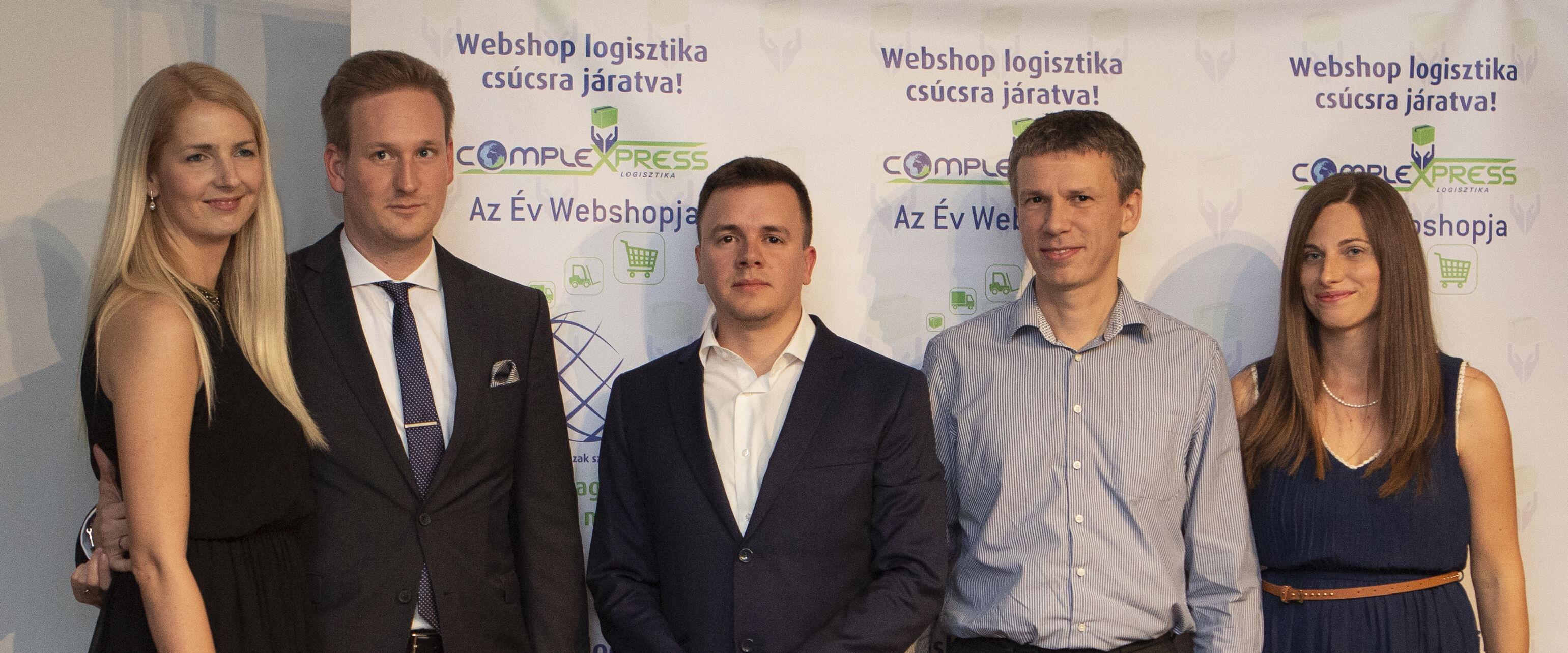 2018 Ev Webshopja - A döntősök