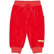 Könnyű, organikus pamut gyerek melegítő nadrág