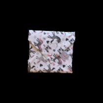 Szendvics csomagoló újraszalvéta - Unikornisos