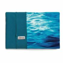Liliputi Wrap Rugalmas hordozókendő Aqua