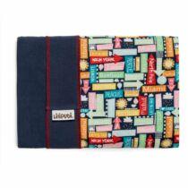 Liliputi® Wrap Rugalmas hordozókendő Traveller