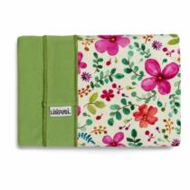 Liliputi® Wrap Rugalmas hordozókendő Blossom