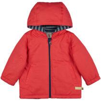 Vízlepergetős, designer, prémium minőségű gyerek kabát kapucnival, biopamut belsővel