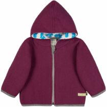 Gyapjú gyerek kabát pulcsi