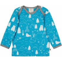 Designer biopamut gyerek póló