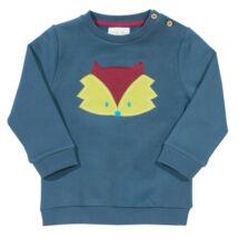Ravaszdi a róka - újszülött pulóver