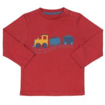 Mozdonyos gyerek póló