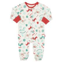 Hintalovas, biopamut rugdalózó, baba pizsama
