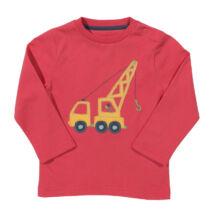 Daruskocsis póló kisfiúknak