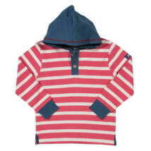 Divatos kisfiú pulóver gombokkal