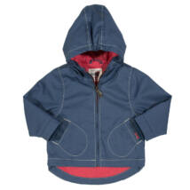 Könnyű vékony vízálló gyerek kabát kapucnival