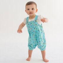 Csillagmintás kislány baba napozó