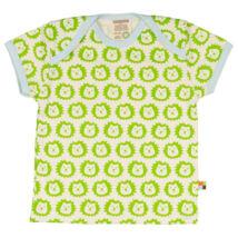 Oroszlános biopamut póló