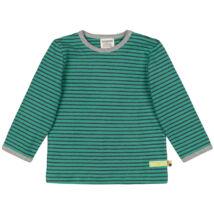 Prémium minőségű biopamut gyerek póló - hosszú ujjú