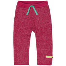 Prémium minőségű, designer gyerek nadrág vastagabb biopamutból, zsebbel