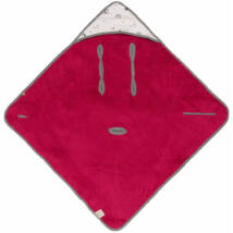 Babakocsi és babaülés takaró vagy pólya pihe-puha plüss anyagból