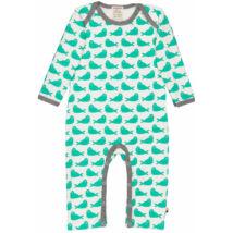 Designer baba overál organikus pamutból - LIMITÁLT MODELL