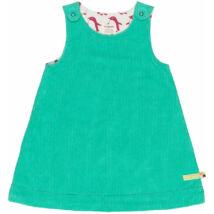 Kifordítható kord kislány ruha