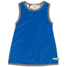 Pihe-puha plüss lányka ruha organikus pamutból