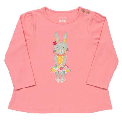 Nyuszikás baba póló - a legpuhább organikus pamutból