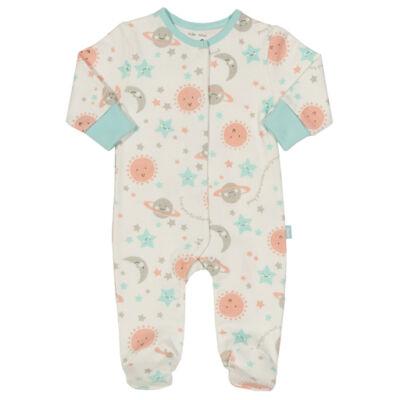 I love you biopamut rugdalózó, baba pizsama