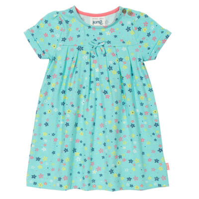 Bájos, csillagmintás nyári kislány ruha