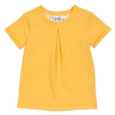 Csinos lányka póló organikus pamutból