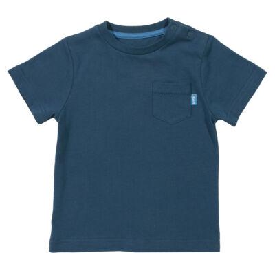Egyszínű biopamut gyerek póló