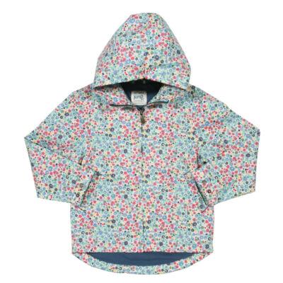 Könnyű vékony gyerek kabát kapucnival