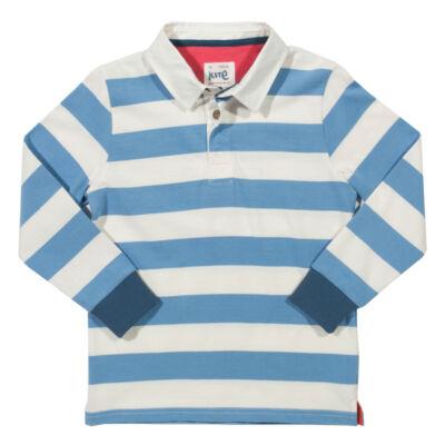 Union Jack galléros fiú póló