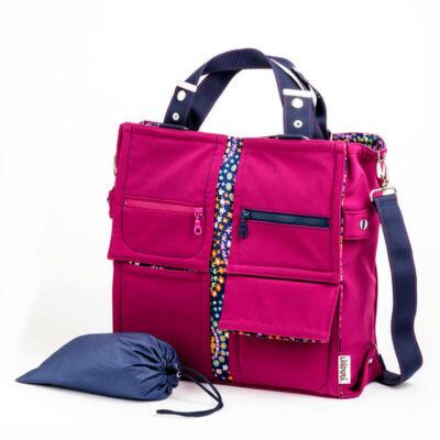 Liliputi® Pelenkázó táska Mama Bag Mandala Bloom