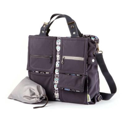 Liliputi® Pelenkázó táska Mama Bag Skully