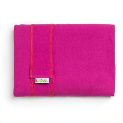 Liliputi® Wrap Rugalmas hordozókendő Fuchsia Blooming