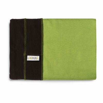 Liliputi® Wrap Rugalmas hordozókendő Hazel-Green