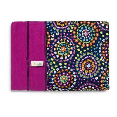 Liliputi® Wrap Rugalmas hordozókendő Mandala Blooming