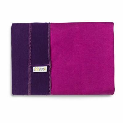 Liliputi® Wrap Rugalmas hordozókendő Purple-Fuchsia
