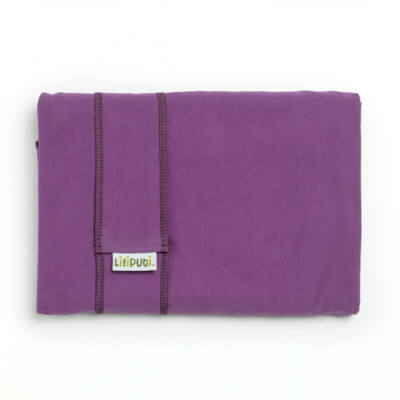 Liliputi® Wrap Rugalmas hordozókendő Purple Lotus