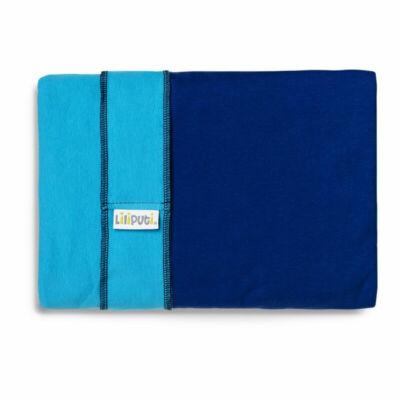 Liliputi® Wrap Rugalmas hordozókendő Turquoise-Aqua