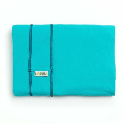 Liliputi® Wrap Rugalmas hordozókendő Turquoise Summer