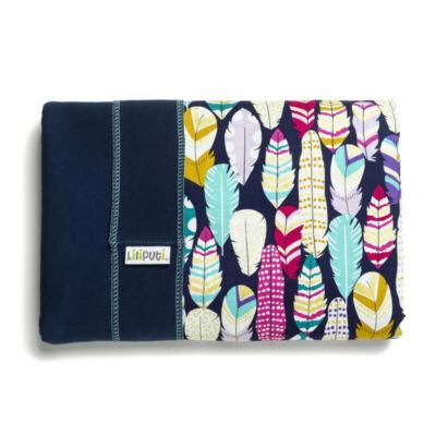 Liliputi® Wrap Rugalmas hordozókendő Feather