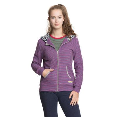 Divatos és egyben kényelmes biopamut női pulcsi