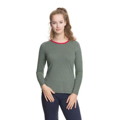 Szuper kényelmes és egészséges női biopamut póló