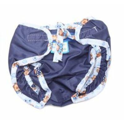 Mosható úszópelenka - Monapel Aqua - L - kék