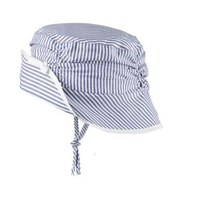 Csinos kislány baba kalap GOTS minősített, UV álló