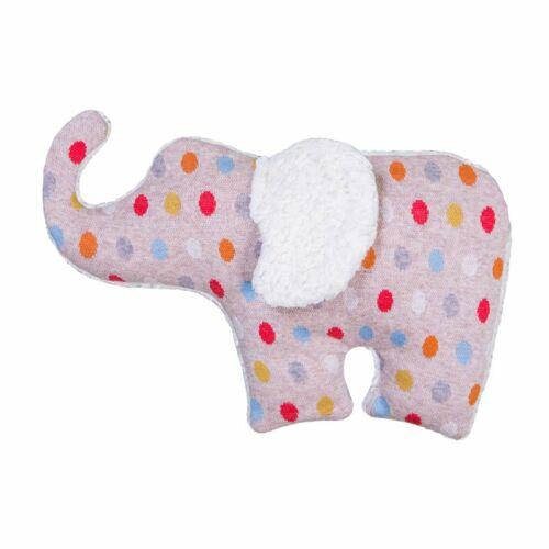 Elefántos pöttyös meggymag párna - antiallergén
