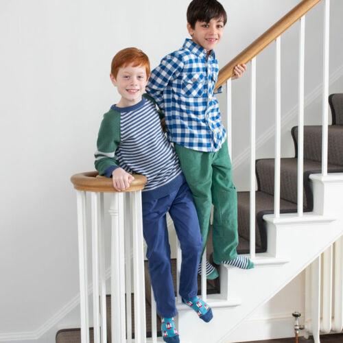 3 pár 90% organikus pamut gyerek zokni
